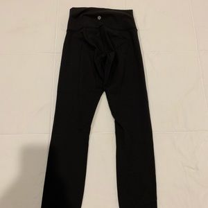 Black Lululemon Leggings